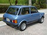 Weekend Edition A 1979 Fiat Autobianchi Abarth A112 Hooniverse
