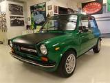 Alex V S Restored 1977 Autobianchi Abarth A112