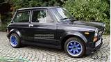 1975 Abarth Autobianchi A112 70 Hp Small Car Used Vehicle Photo 1
