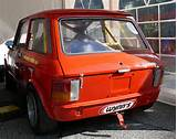 Autobianchi A112 Abarth 70hp Corsa Red Hl 1974