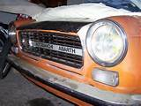 Pr Sentation Autobianchi A112 Abarth 58hp De 1972 Premi Re S Rie