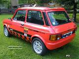 Abarth 1983 Lancia A112 1983 Abarth Lancia A112 Small Car