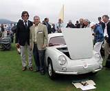 Below Is Don At Pebble Beach This Time Standing Next To Andrea Zagato