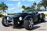 Panoz Developed An Aluminum Chassis For The Roadster This Panoz Aiv