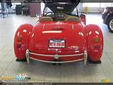 1997 Panoz Aiv Roadster Red Tan Photo 6