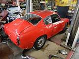 Abarth Sestriere For Sale 1960