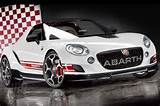 Abarth Coupe Description Of The Model Photo Gallery Modifications