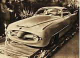 Vaughan Super Sports Ghia 1954 At The Motor Show In New York