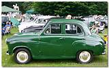 Austin A30 4door Side Austin A30 Launched In 1951 The Austin A30