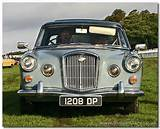 Unlike Previous Wolseleys This Was Based On An Austin The A99