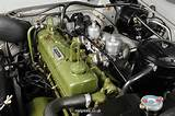 1960 Austin Westminster A99 Engine Bay As Photographic Prints Framed