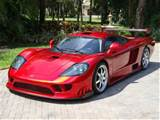 Saleen S7 Is A One Of A Kind Exotic Car And A Real Collecters Item Car