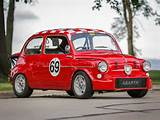 These Abarths Were Ferociously Petitive In Period And The New