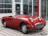 1959 Austin Healey Sprite Mark I Zfroschaugez Cabrio Roadster