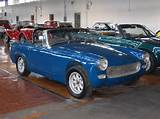 1967 Austin Healey Sprite Mark Iv Roadster Pictures Almanac