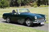 1964 Austin Healey Sprite Car Tuning