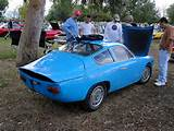 Project 1961 Abarth Monomille Stripped Project 1961 Abarth Monomille