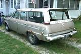 Curbside Classic 1963 Studebaker Lark Wagonaire A Real Vista For