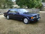 1996 Bentley Brooklands Related Infomation Specifications Weili