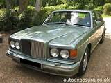 1993 Bentley Brooklands Automatic For Sale In Landford Wiltshire