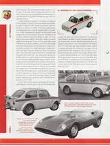 1964 Abarth Ot 1600 Berlina Related Infomation Specifications Weili