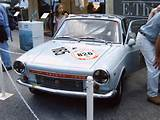 Abarth 1500 Coupe 1958 Abarth 1000 Gt Coupe 1965 Abarth Ot 1000 Spider
