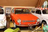 Abarth Collaboration First Off Is The Fiat Abarth Ots 1000 From 1965