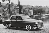 Renault Fregate 1958 60 Pictures
