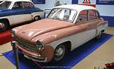 The Wartburg 311 312 Succeeded The Ifa F9 And It Was Perhaps The Most