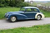 1953 Ac 2 Litre Saloon For Sale By Auction On June 30th Sold By