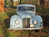 Ac 2 Litre Saloon Barn Find