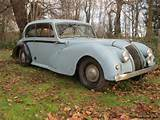 Ac 2 Litre Saloon Barn Find For Sale