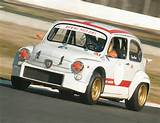 1970 Fiat Abarth 1000 Tcr Series 3 Group 2