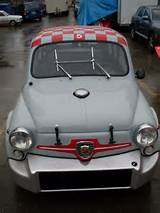 Abarth Based On Fiat 600 Gallery Fiat Abarth 1000 Tcr 1968 1970