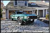 1970 Shelby Gt500 Fastback 428 Cj Automatic Presented As Lot F241 At