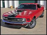 1970 Ford Mustang Mach 1 428 Ci Automatic Presented As Lot S171 At