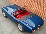 1957 Ac Ace Bristol Roadster The Original Body Style Of The 260 And