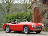 1956 Ac Ace Bristol Roadster This The Base Vehicle For The 1st Shelby