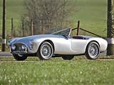 Ac Ace Bristol Roadster 1956 1962 Wallpaper