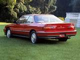 Acura Legend Coupe Wallpapers