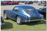 Ac Aceca Bristol Rear Ac Aceca Bristol 1956 Launched In 1954 The