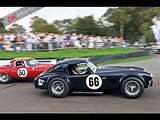 Blue Chip And Petition Cars Ac Cobra 289 Mk Ii Roadster