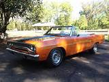 1970 Plymouth Road Runner Power Convertible 75 000
