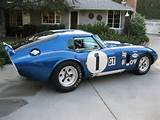 1964 Ac Cobra Daytona Coupe By Mccluskey Rare 1 Of 21 Made For Sale