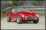 1963 Shelby Cobra 289 Roadster Csx 2121 Presented As Lot S149 At