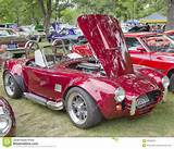 Waupaca Wi August 25 1962 Ac Cobra Roadster Car At The 10th Annual
