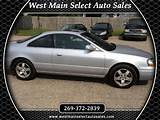 Acura Cl Coupe 2003 With Pictures