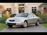 2002 Acura 3 2 Cl Coupe With Navigation System