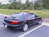Picture Of 2002 Acura Cl 3 2 Type S Exterior