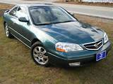 2002 Acura Cl Coupe Hudson Nh